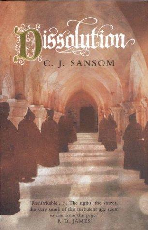 Dissolution SIGNED COPY: Sansom, C J.