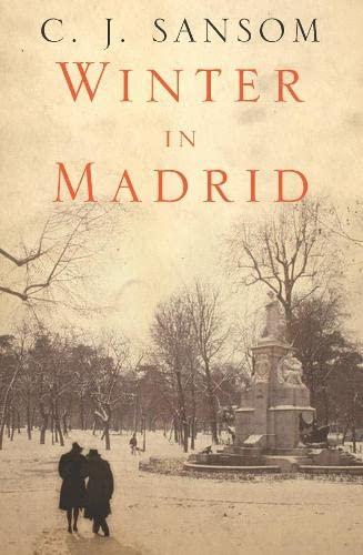 9781405005463: Winter in Madrid