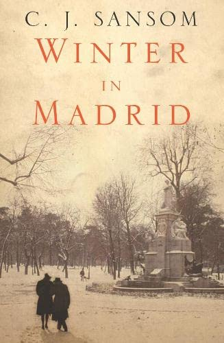 9781405005463: Winter in Madrid