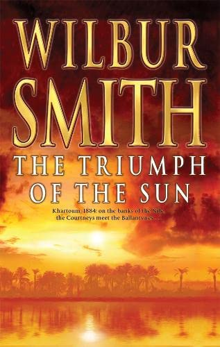 THE TRIUMPH OF THE SUN - SIGNED & DATED FIRST EDITION FIRST PRINTING.