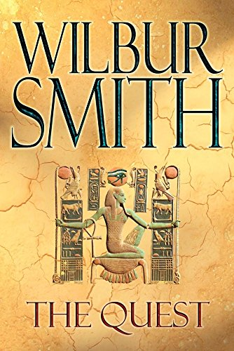 9781405005807: The Quest (The Egyptian Novels)