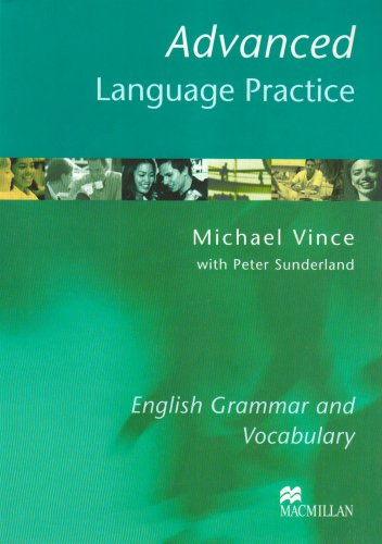 Advanced Language Practice: Without Key: Vince Michael; Peter