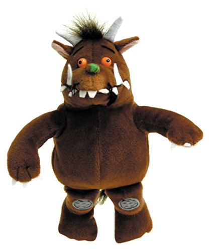 The Gruffalo Toy 9781405007900 Now fans of this classic book can play with their very own Gruffalo soft toy. It is perfectly formed, complete with knobbly knees, black tongue and purple prickles. Safe for children of all ages, it is an irresistible addition to the Gruffalo range.