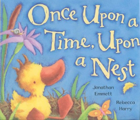 9781405009133: Once Upon a Time Upon a Nest