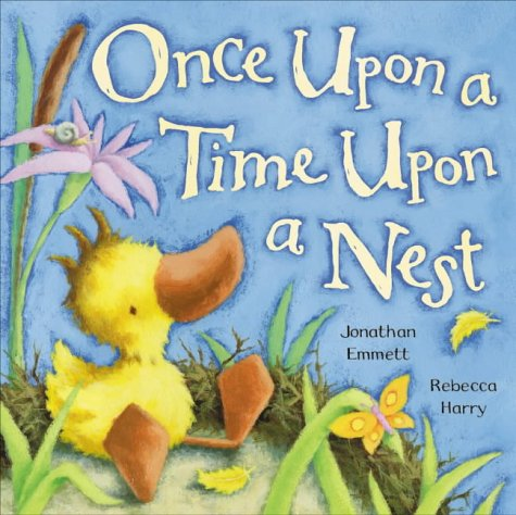 9781405009140: Once Upon a Time, Upon a Nest