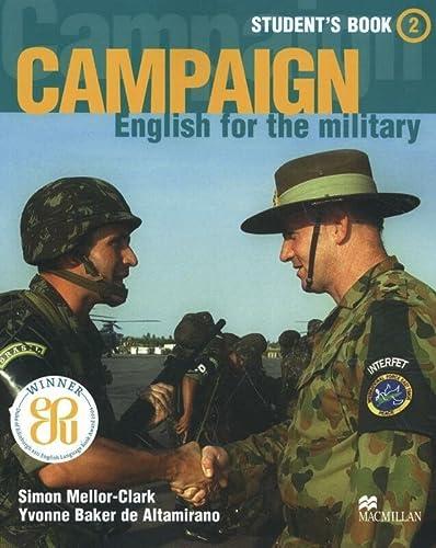9781405009850: Campaign 2: Student's Book