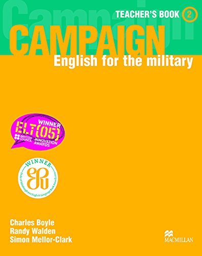 9781405009867: Campaign 2: Teacher's Book