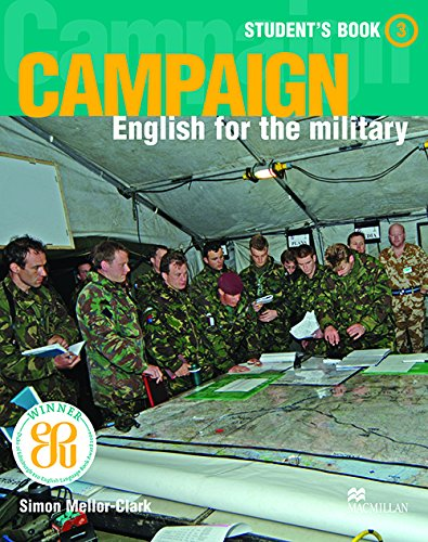 9781405009904: Campaign 3: Students Book