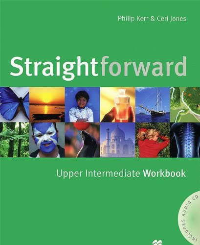 9781405010900: Straight Forward Upp Int Wb + Key