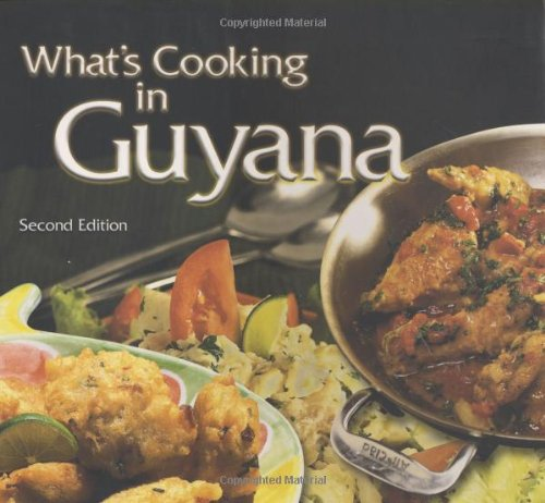 9781405013130: What's Cooking in Guyana