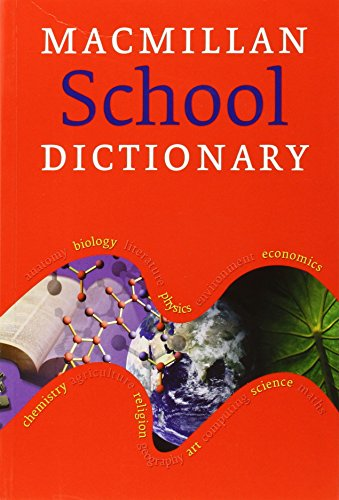 9781405013420: Macmillan School Dictionary
