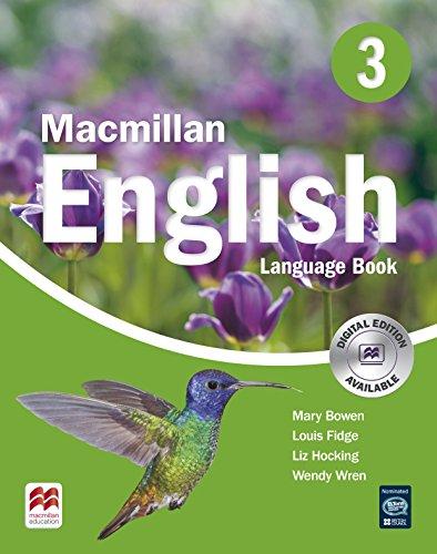 9781405013697: Macmillan English 3 LB