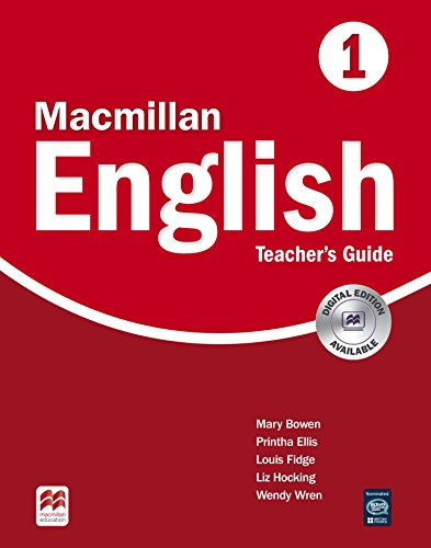 9781405013734: Macmillan English 1