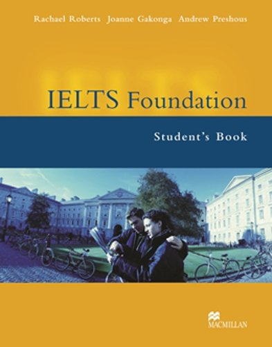 9781405013925: IELTS Foundation: Student's Book