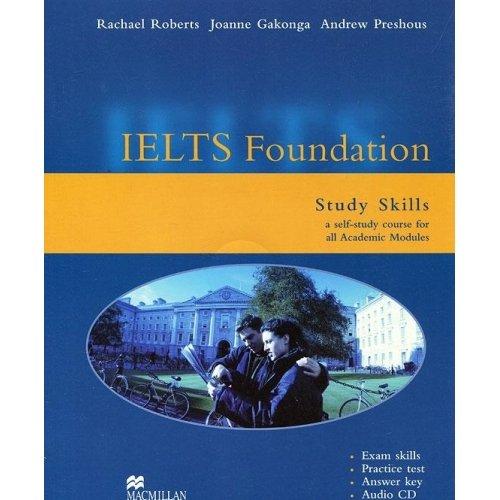 9781405013932: IELTS Foundation: Study Skills Book