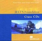9781405013970: IELTS Foundation: Class CDs