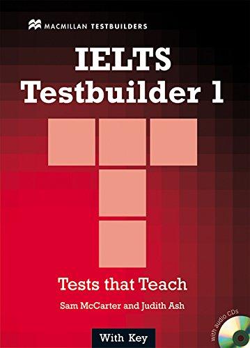 9781405014045: IELTS Testbuilder 1 Pack