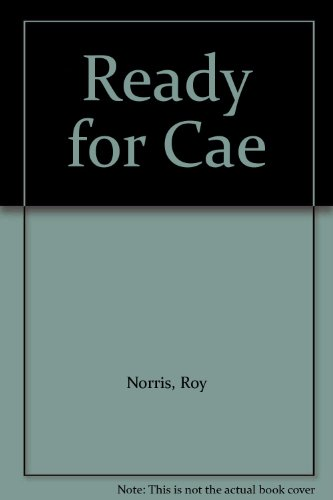 9781405014168: Ready for CAE: Class CDs