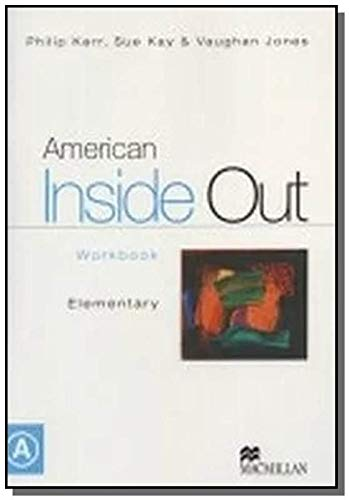 9781405014526: Amer inside out Ele Wb Split A