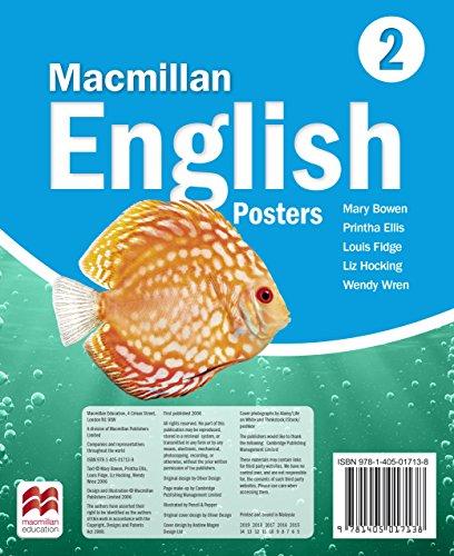 9781405017138: Macmillan English 2 Posters