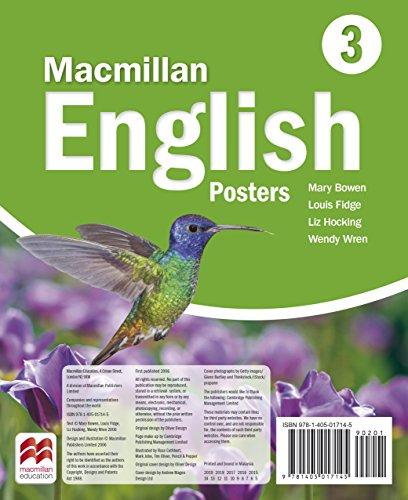 9781405017145: Macmillan English 3 (High Level Primary ELT Course for the Middle East) (High Level Primary ELT Course for the Middle East)