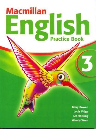 9781405017176: Macmillan English 3: Practice Book (Primary ELT Course for the Middle East)