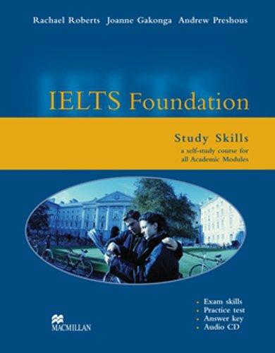 9781405017220: IELTS Foundation: Study Skills Pack
