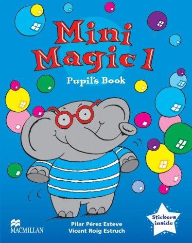 9781405017534: Mini magic. Per le Scuole elementari: 1