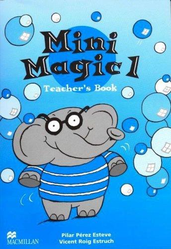 9781405017541: Mini Magic: Teacher's Book Level 1