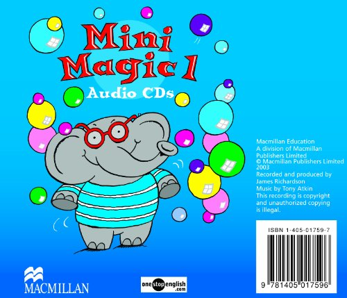 9781405017596: Mini Magic: Class Compact Disc Level 1