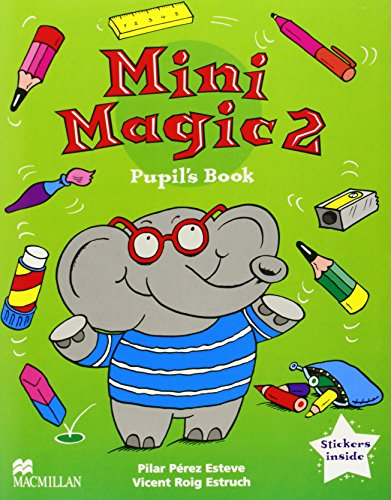 9781405017602: Mini magic. Per le Scuole elementari: 2