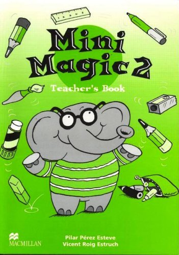 9781405017619: Mini Magic: Teacher's Book Level 2