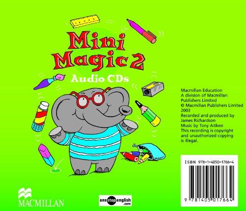 9781405017664: Mini Magic: Class Compact Disc Level 2