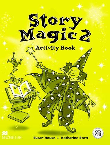 9781405017862: Story Magic 2: Activity Book