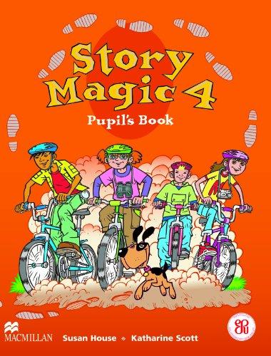 9781405018241: Story Magic 4: Pupil's Book