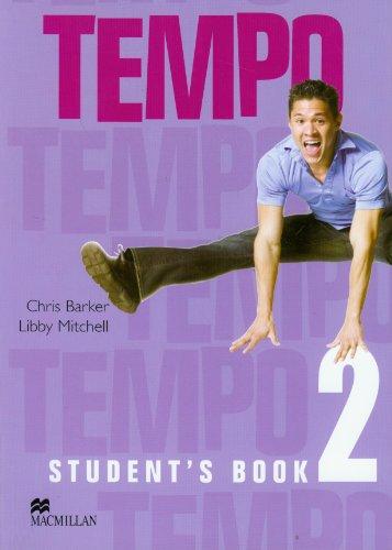 9781405019071: Tempo 2 Student's Book