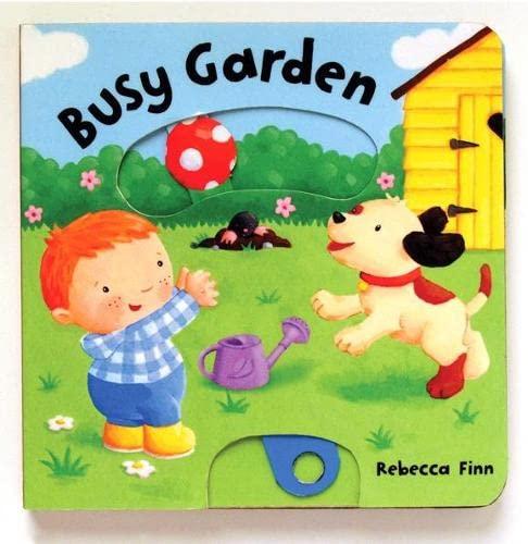 9781405020022: Busy Books: Busy Garden