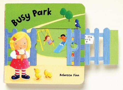 9781405020039: Busy Books: Busy Park