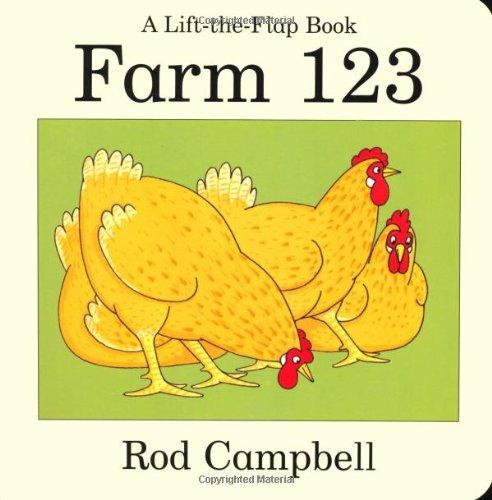 9781405020091: Farm 123 12-Copy Counterpack: Farm 123 (BB)