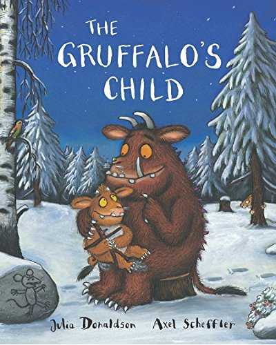 9781405020466: The Gruffalo's Child. Julia Donaldson