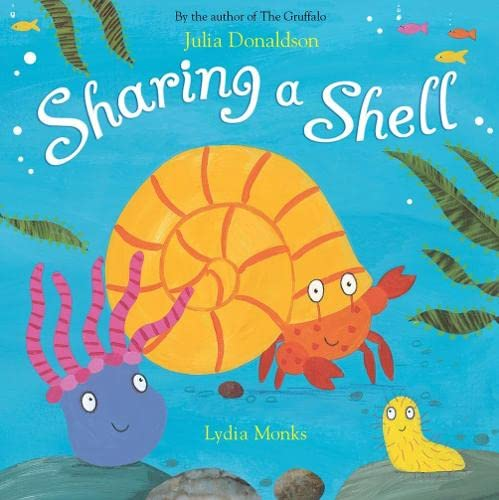 9781405020473: Sharing a Shell