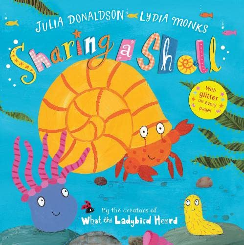 9781405020480: Sharing a Shell
