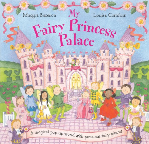 9781405020763: My Fairy Princess Palace