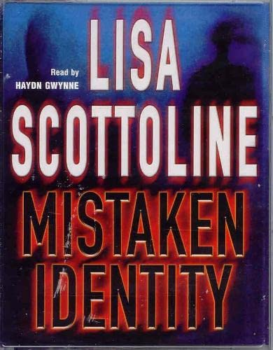 Mistaken Identity (1405020857) by Lisa Scottoline