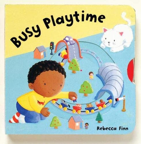 Busy Books: Busy Playtime: Campbell Books Ltd