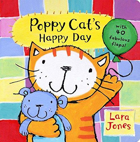 9781405021555: Poppy Cat's Happy Day