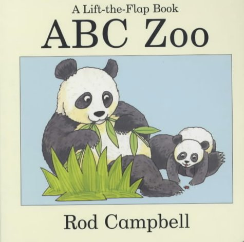 9781405021593: ABC Zoo: A Lift the Flap Book