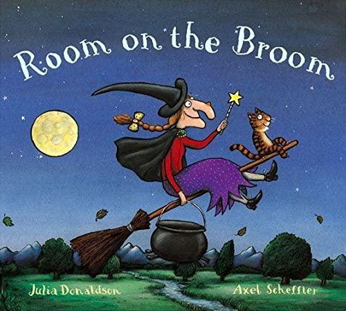 Room on the Broom Big Book (Paperback): Julia Donaldson