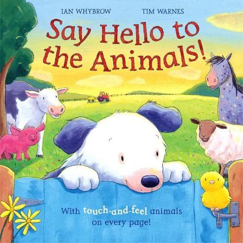 9781405021814: Say Hello Animals/Baby Animals 2 Set: Say Hello To The Animals!: 1