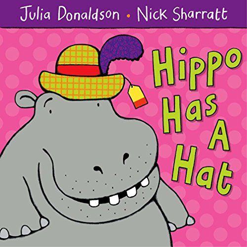 9781405021913: Hippo Has A Hat